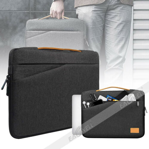 """For 13/"""" 13.3/"""" 15/"""" Macbook Laptop Notebook Carrying Laptop Sleeve Case Bag Cover"""