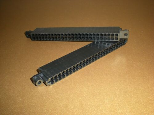 KX-165A or KMA-24H-70//71 1 Bendix//King 50 Pin Black Dual Row Connector KX-155A