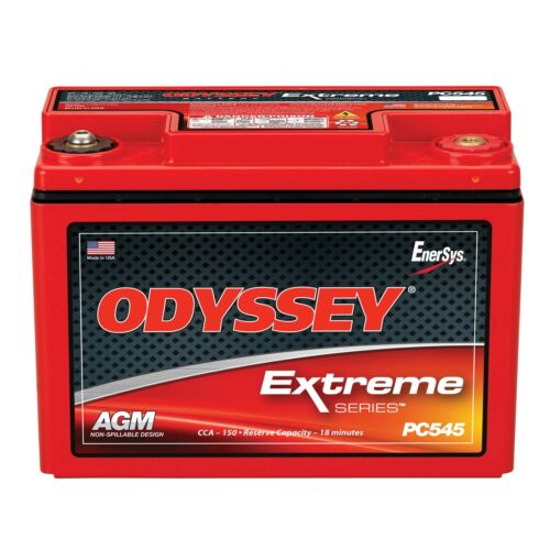 Odyssey Extreme Racing 20 Rally Race Car Power Battery PC545