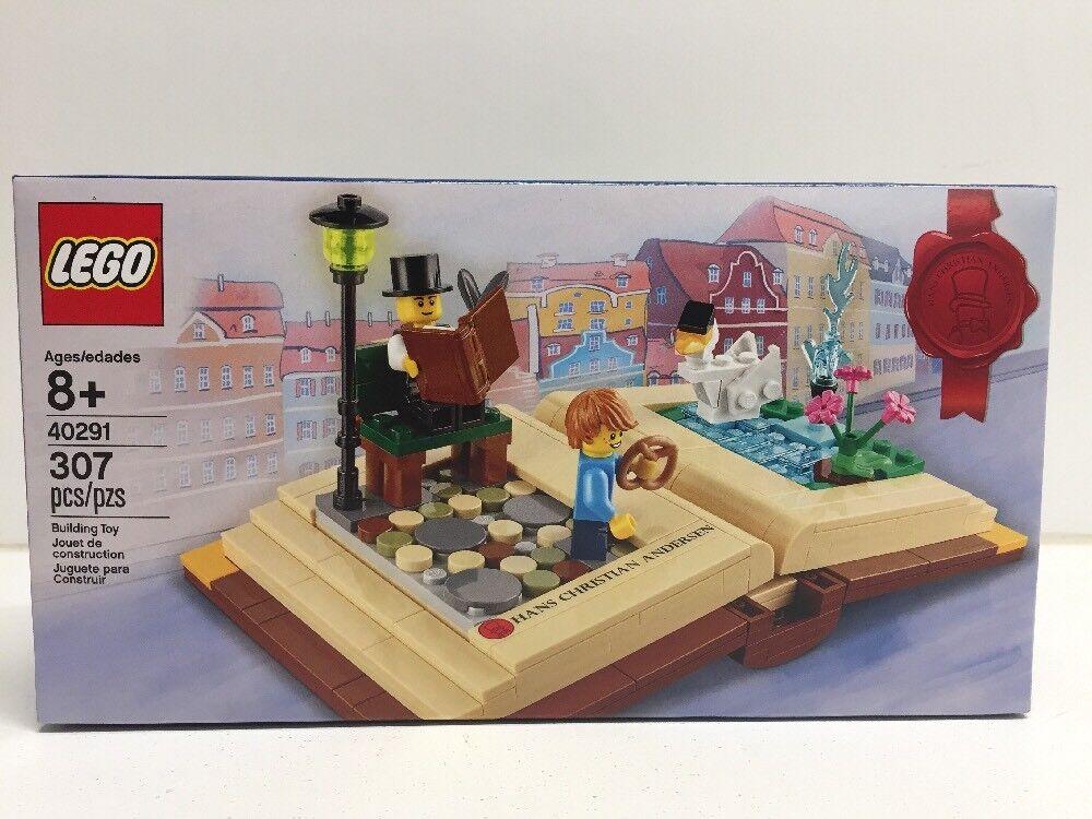 NEW NIB LEGO 40291 Creative Storybook Hans Christian Anderson Limited Ed NISB