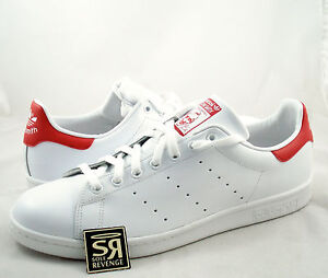 stan smith mens red