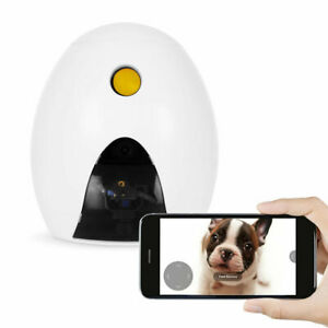 FunPaw-Q-Treat-Dispenser-Cat-Dog-720p-Pet-Camera-2Way-Audio-Toy-Laser-w-App