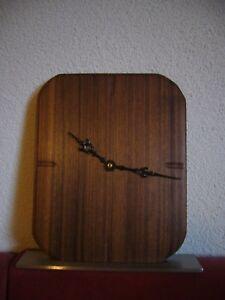 Herzhaft Uhr Aus Holz / Holzuhr / Standuhr