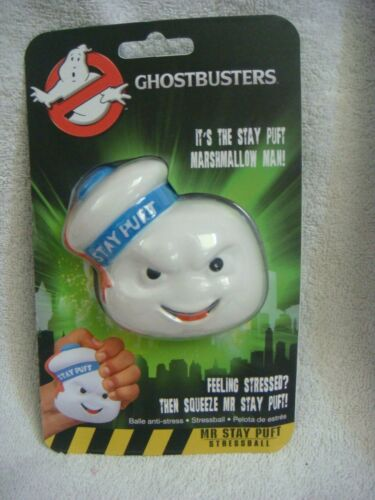 Ghostbusters Mr.Stay Puft stress ball