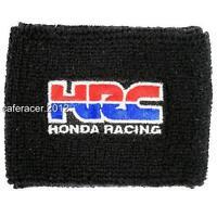 Hrc Honda Cbr Brake Reservoir Socks Fluid Tank Cover 125 600rr 1000rr Black