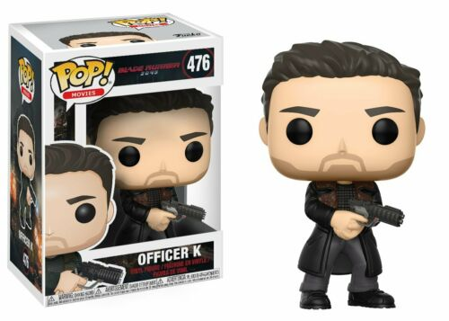 Funko Pop Movies Blade Runner 2049 Officer K Collectible Vinyl Figure