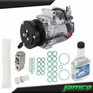 New ac compressor kit a c for 08 11 honda civic 1 8l 2 for 08 honda civic 2 door