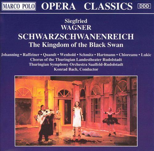 ██ OPER ║ Siegfried Wagner (*1869) ║ SCHWARZSCHWANENREICH ║ 2CD