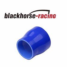 "1.25-1.5"" 1-1/4-1-1/2"" Silicone Reducer Hose Pipe Turbo Intake Intercooler Blue"