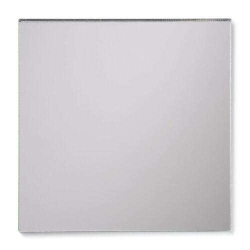 "You Pick The Size 1//8/"" Acrylic Silver Mirror Plexiglass Plastic Sheet .125/"""