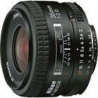 Nikon Nikkor-O 35mm f/2 Non-Ai Ai Lens