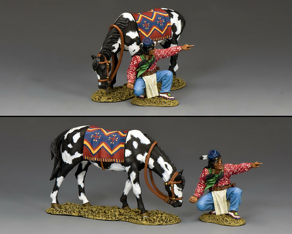KING AND COUNTRY THE REAL WEST The Apache Scout TRW134