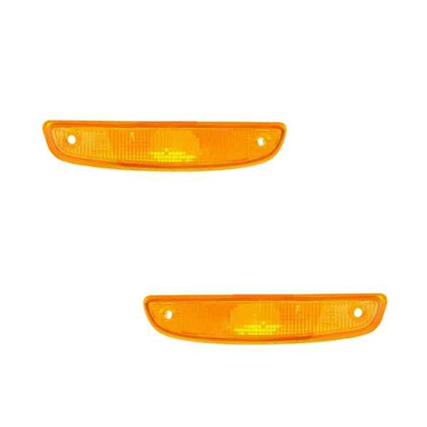2 Clignotant Orange Renault Twingo 1 03/1993-08/1998 Conducteur + Passager Voldoende Aanbod
