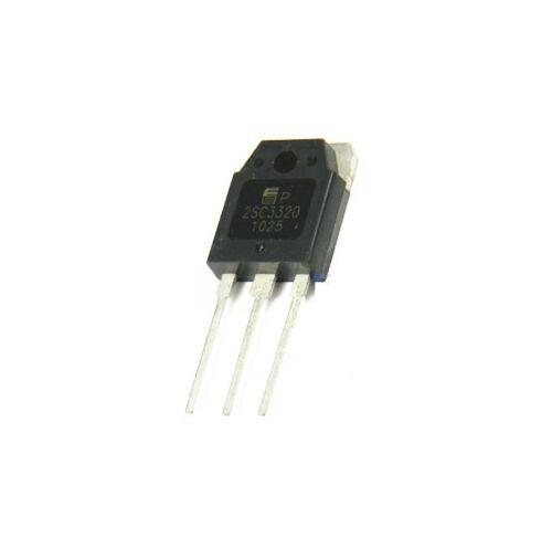 5 PCS NEW   2SC3320 C3320 TO-3P 15A//500V High Power Transistor