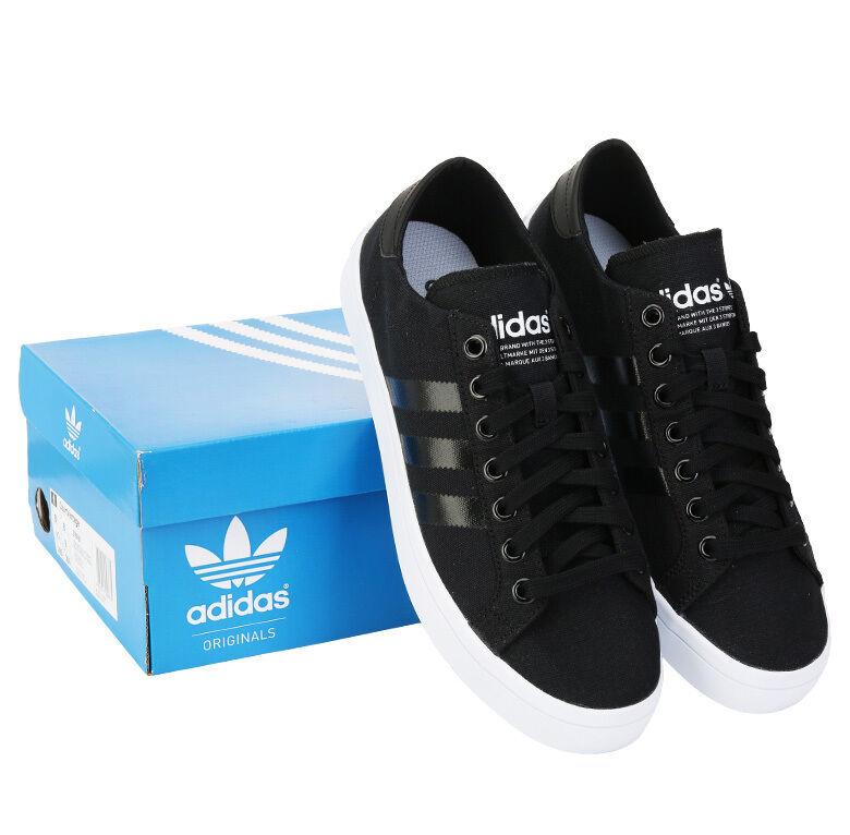 Zapatillas S78766 Adidas Original Tribunal Vantage S78766 Zapatillas Tablero Zapatos  Tenis Skate Negro 4d426c