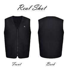 Buy Craftsman Men 12 Volts Heated Jacket Black L 949883 Online Ebay