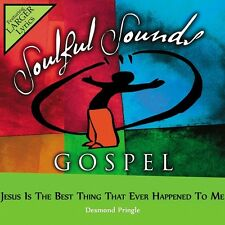 Desmond Pringle -Jesus Is The Best Thing That Ever Happened-Accompaniment CD New