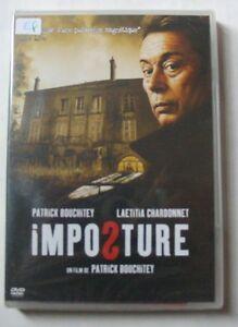 DVD-IMPOSTURE-Patrick-BOUCHITEY-Laetitia-CHARDONNET-NEUF