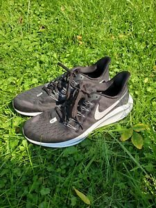 Nike Mens Air Zoom Vomero 14 Running Training Shoes Black Size 12