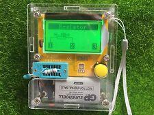 Case Shell for 12864 LCD Mega328 ESR Meter Transistor Tester Diode Triode