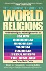 The Compact Guide to World Religions by Dean C. Halverson (Paperback, 1996)