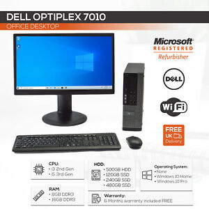 Personalizada-compacto-PC-de-Dell-Intel-i5-3470-16GB-480GB-SSD-Win10-Pro-22-034-TFT