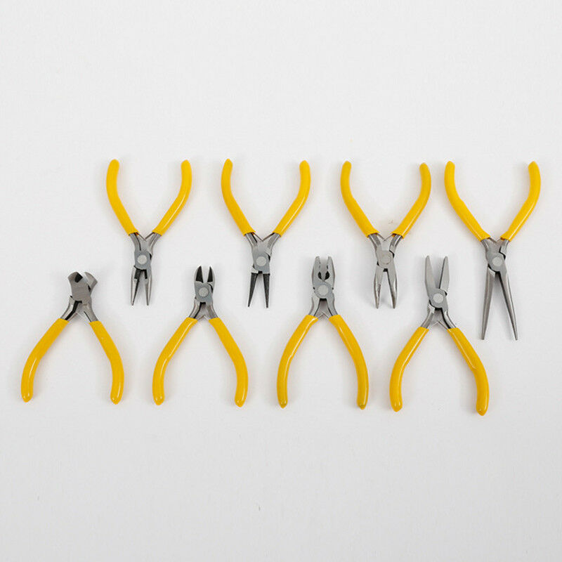 NEW Mini Long Needle Nose Precision Pliers Modeling Jewellery Plier Wire Work