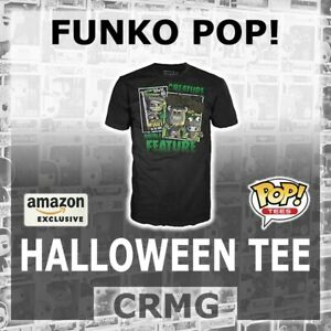 FUNKO-POP-TEES-XL-SULLEY-WOODY-PIXAR-HALLOWEEN-AMAZON-EXC-TOY-STORY-MONSTERS-INC