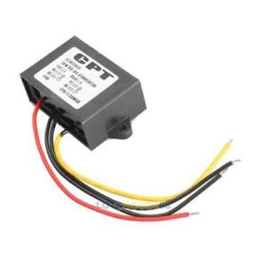 DC-DC STEP-DOWN BUCK CONVERTER 24V TO 12V 1.5A 18W TRUCK POWER ADAPTER W/PROOF