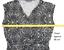 JACQUI-E-Black-amp-White-Jumpsuit-Waist-Tie-Pockets-Like-New-Size-10 thumbnail 7
