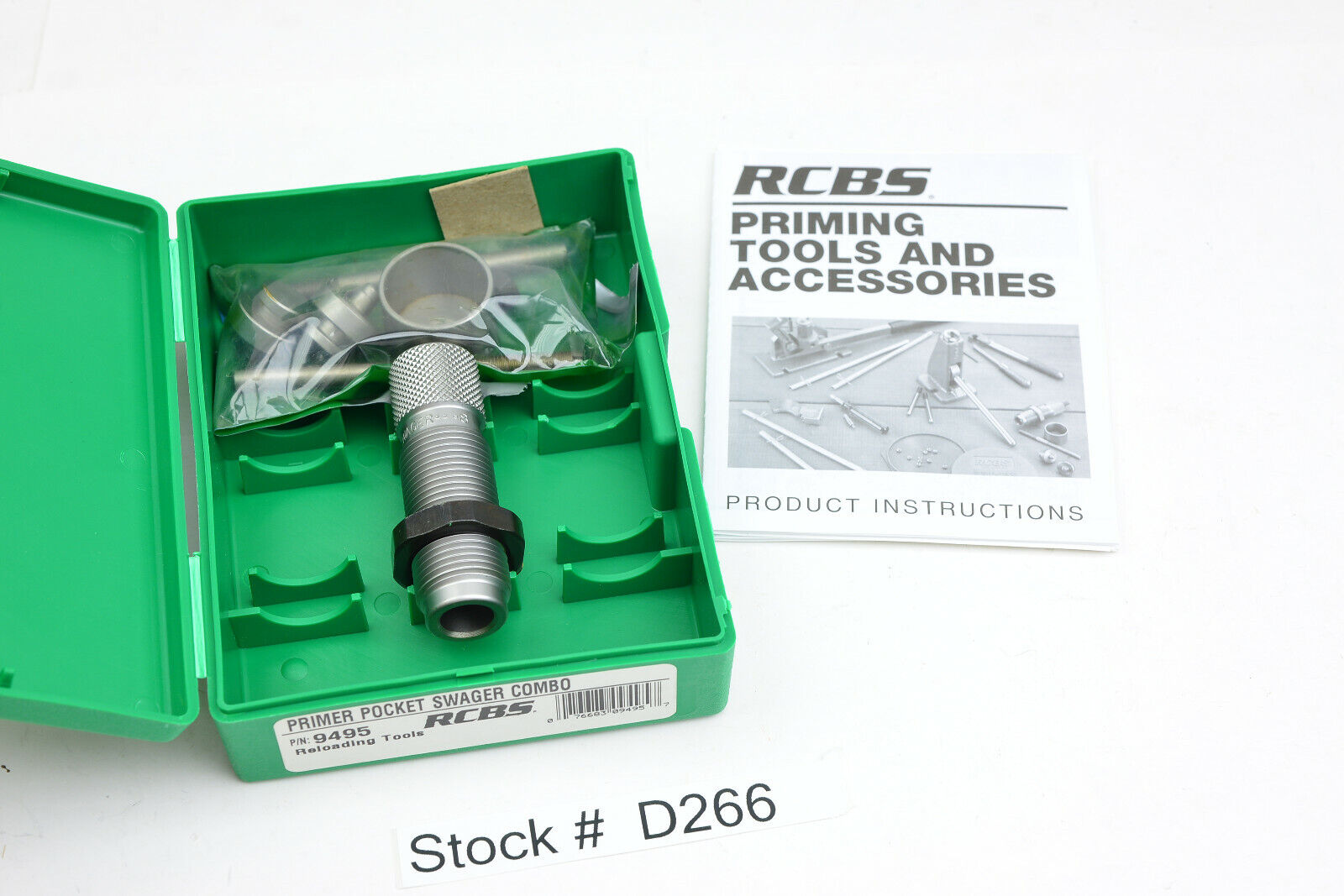 RCBS Pow/'r Pull Magnum Chuck Assembly 9416 for sale online