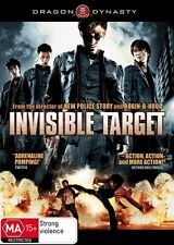 Invisible Target (DVD, 2009)  Brand new, Genuine & Sealed  - Free Postage D80