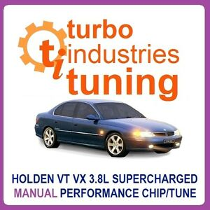 Holden-VT-VX-Supercharged-V6-Manual-190kw-Chip-XU6-Memcal-Tune-Commodore-Calais