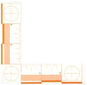 Forensic-Crime-Scene-Examination-Photo-Scale-Fluorescent-L-Shape-PSP-LF