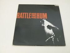 U2 - RATTLE AND HUM - 2 LP GATEFOLD 1988 ISLAND RECORDS MADE IN ITALY - OIS -
