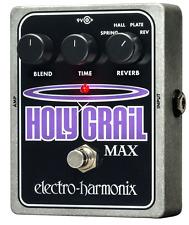 EHX Electro Harmonix Holy Grail MAX, Brand New, Free Global Shipping
