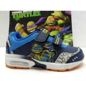 Caricamento dell immagine in corso scarpe-bambino -TurtlesTartarughe-Ninja-Sportive-ginnastica-bimbo-strappo- 3feabf0aa74