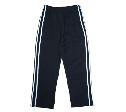 Men/'s Striped Fleece Cotton Sweatpants Lounge Pants w// Pockets Size S-XL New