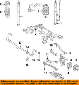 Awesome Genuine Oem Mercedes Benz Rear Suspension Shock Absorber Strut 211 Wiring Digital Resources Xeirawoestevosnl