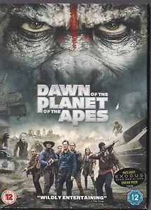 DAWN OF THE PLANET OF THE APES DVD SEALED INCLUDES SLIPCASE - pontefract, West Yorkshire, United Kingdom - DAWN OF THE PLANET OF THE APES DVD SEALED INCLUDES SLIPCASE - pontefract, West Yorkshire, United Kingdom