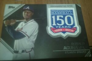 Ronald-Acuna-Jr-2019-Topps-Series-150th-Anniversary-Commemorative-Patch-Card