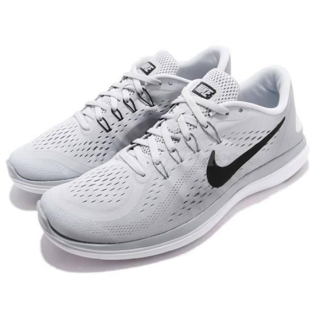 Nike - puro flex 2017 rn di puro - platino uomini di formazione delle scarpe taglia 11 5f2f1a