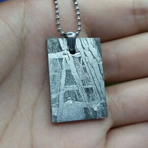 Meteorite pendant seymchan amulet jewelry iron mineral necklace image is loading meteorite pendant seymchan amulet jewelry iron mineral necklace aloadofball Images