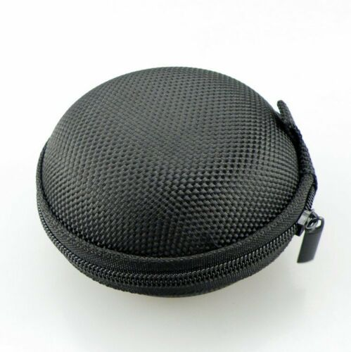 High Quality Portable Storage Hard Case Bag Holder For Earphone Headphone Earbud