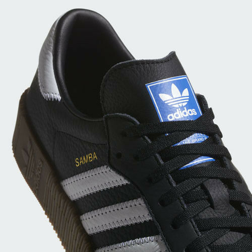 Adidas Adidas Adidas B28156 Samba pink casual shoes black sneakers 7b8577