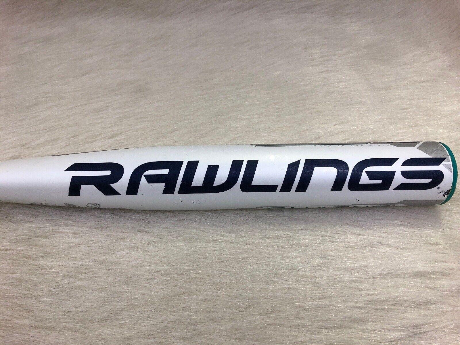 2017 Rawlings Quatro 31 21 FP7Q10 (-10) Fastpitch Softball Bat
