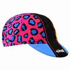 """NEW Cinelli """"Chita"""" Polyester Mesh Retro Cycling Cap - ONE SIZE"""