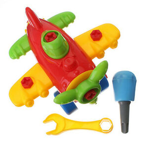 Christmas-Gift-Kids-Child-Baby-Boy-Disassembly-Assembly-Classic-Car-Toy-TZ