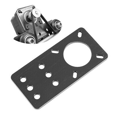 for Nema Stepper mount Plate for V-slot CNC Router 3D Printer Aluminium