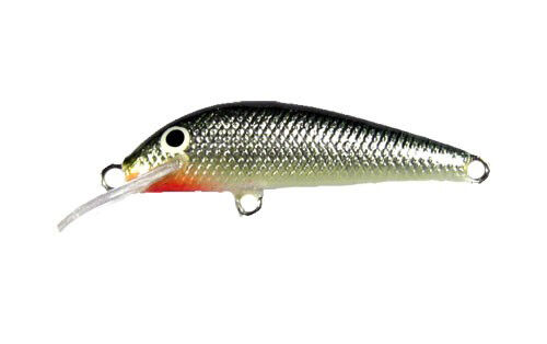 Krakusek no.1 5cm 3g floating fish lure swimmer zander pike chub asp